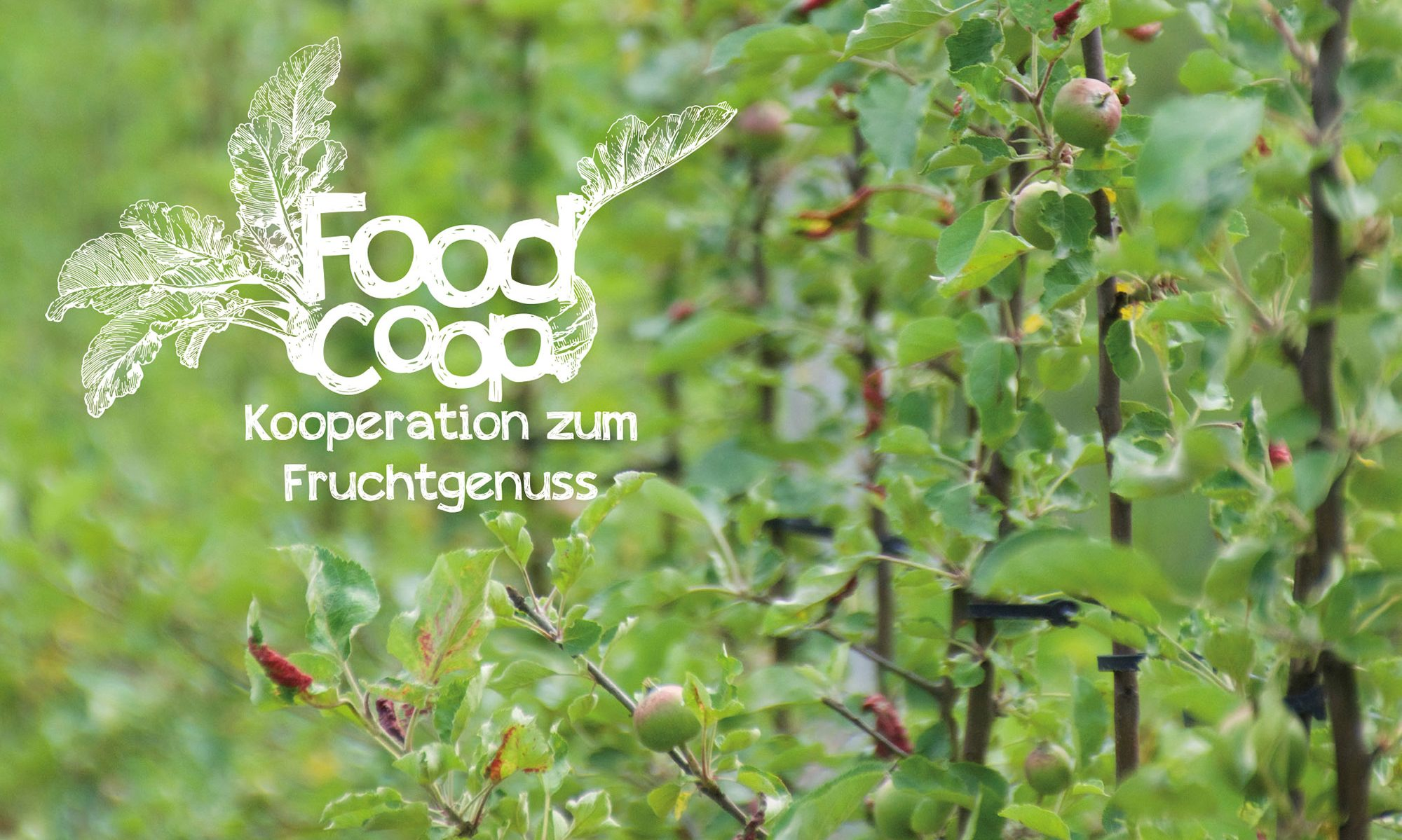 Kooperation zum Fruchtgenuss